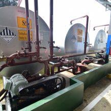 โรงงานกำจัดน้ำมัน SSC Oil