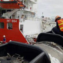 รับของเสียจากเรือ รับกำจัดน้ำมัน