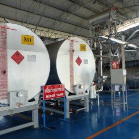 โรงงาน SSC OIL