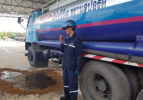 ssc oil ซ้อมแผนฉุกเฉินหกรั่วไหล