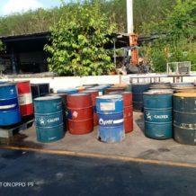 บริการ รับกำจัดของเสีย รับกำจัดน้ำมัน Coolant SSCOIL